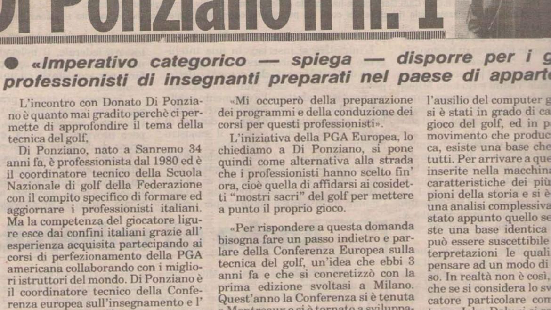 Di Ponziano il n.1