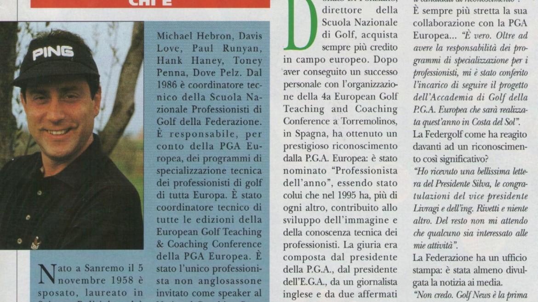 Un giusto riconoscimento a Donato Di Ponziano